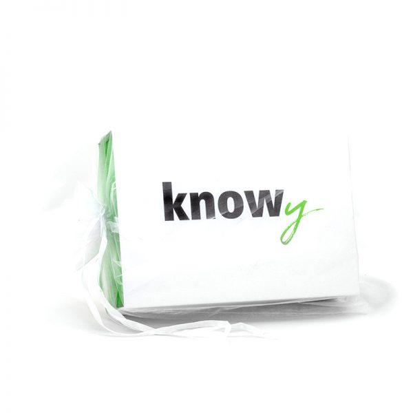 knowy-geschenkbox Geschenkverpackung Organzabeutel