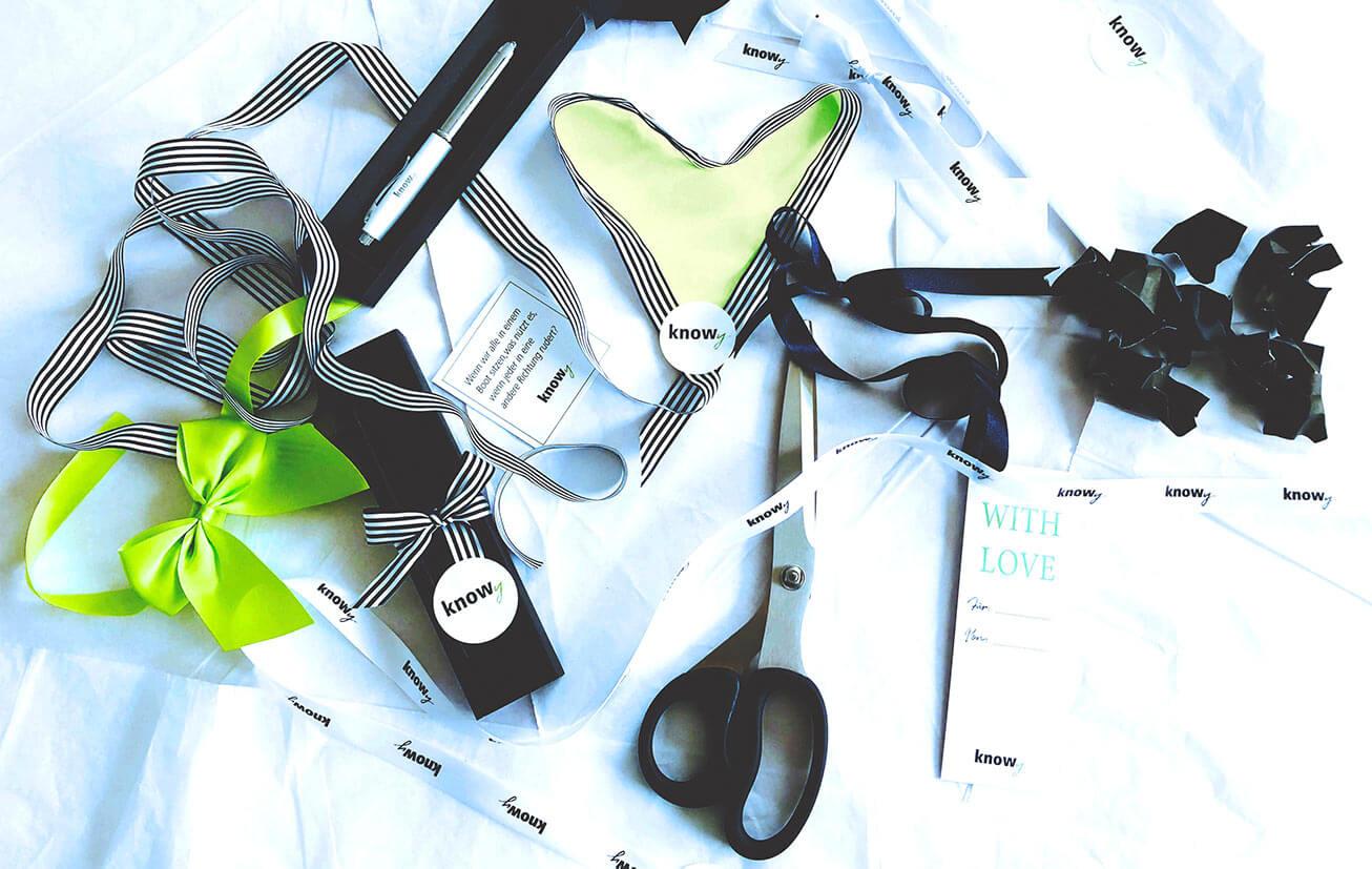KNOWY Verpackung Verpackungsmaterial