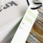 KNOWY KNOWYSHOP Geschenkverpackung GeschenkAnhänger